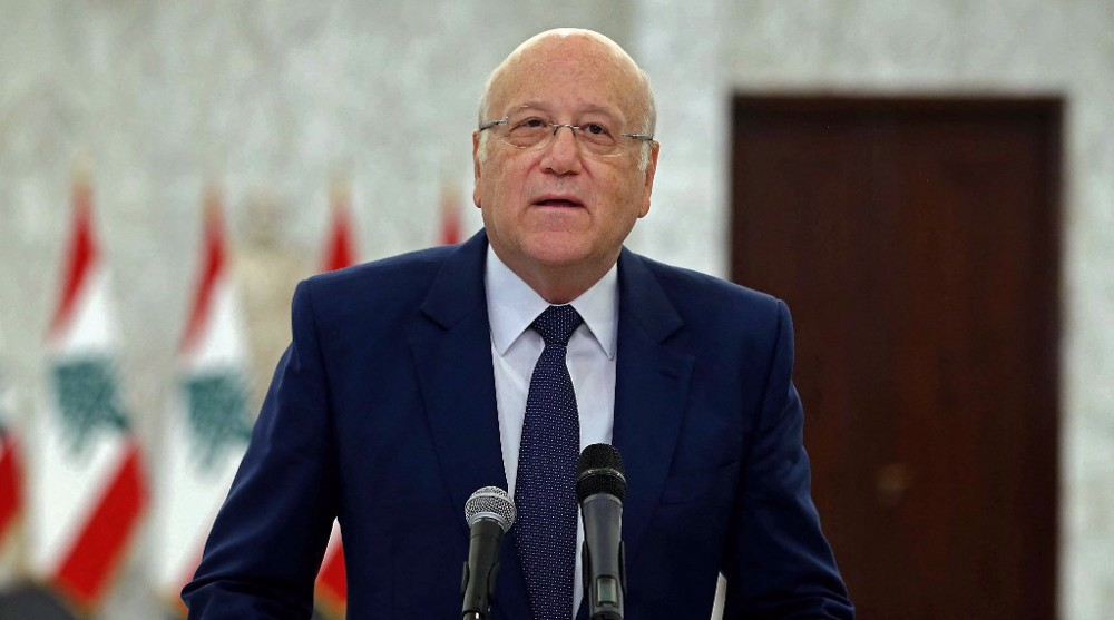 Lebanon's new PM-designate to consult political parties over govt. formation