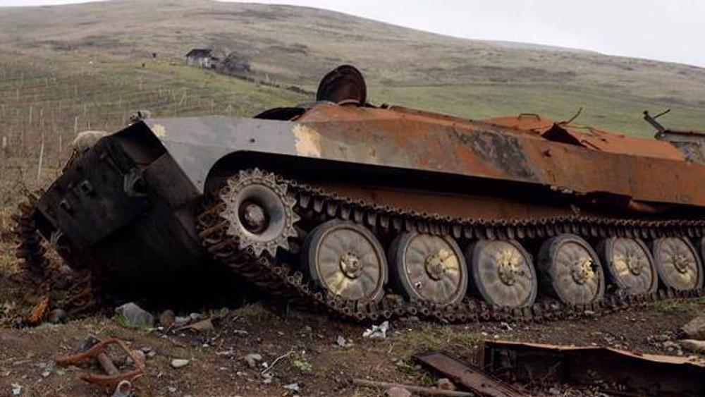 New flare-up in Nagorno-Karabakh dispute kills 3 Armenian soldiers