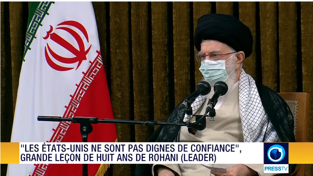 Iran Info du 28 juillet 2021