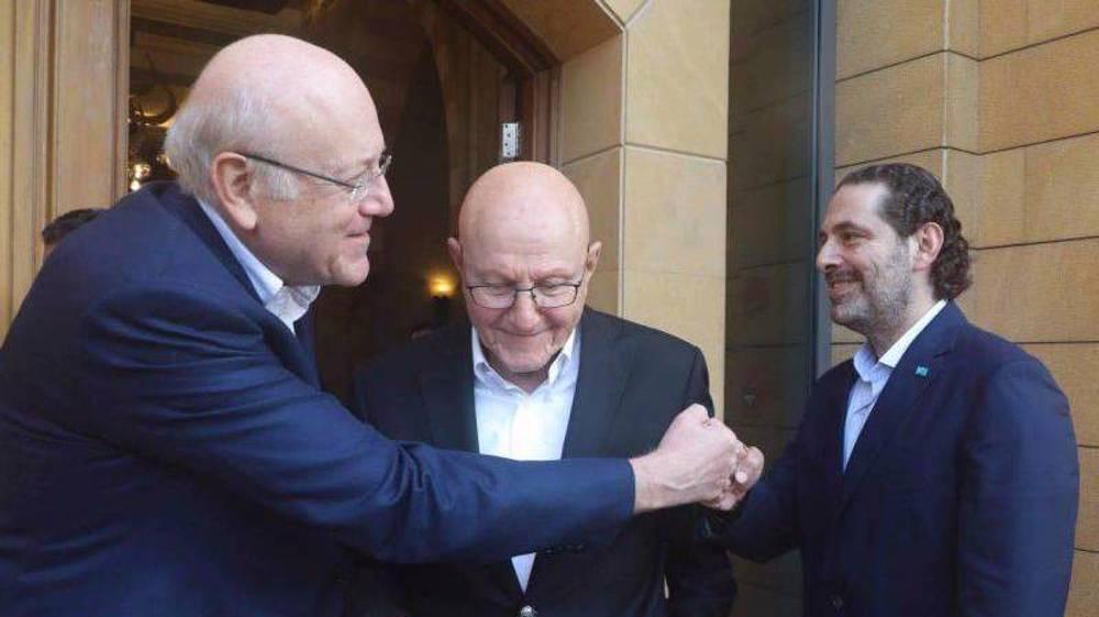 Hezbollah, Amal urge quick govt. formation to address Lebanon crisis