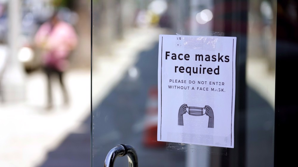 US CDC recommends indoor mask use for vaccinated people