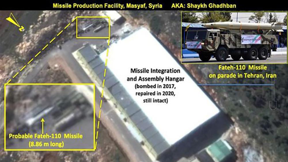 M-600 : Assad frappera Israël ...