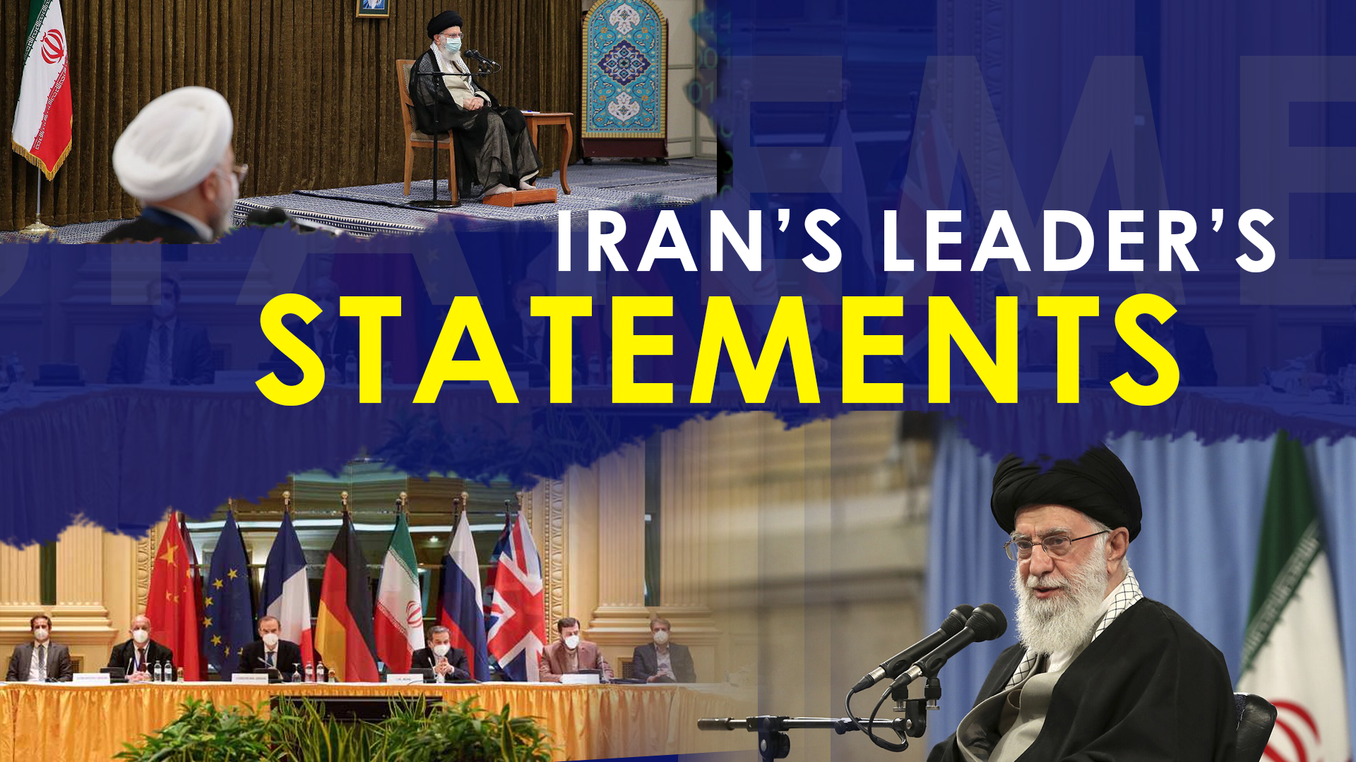 Iran's Leader: US can't be trusted