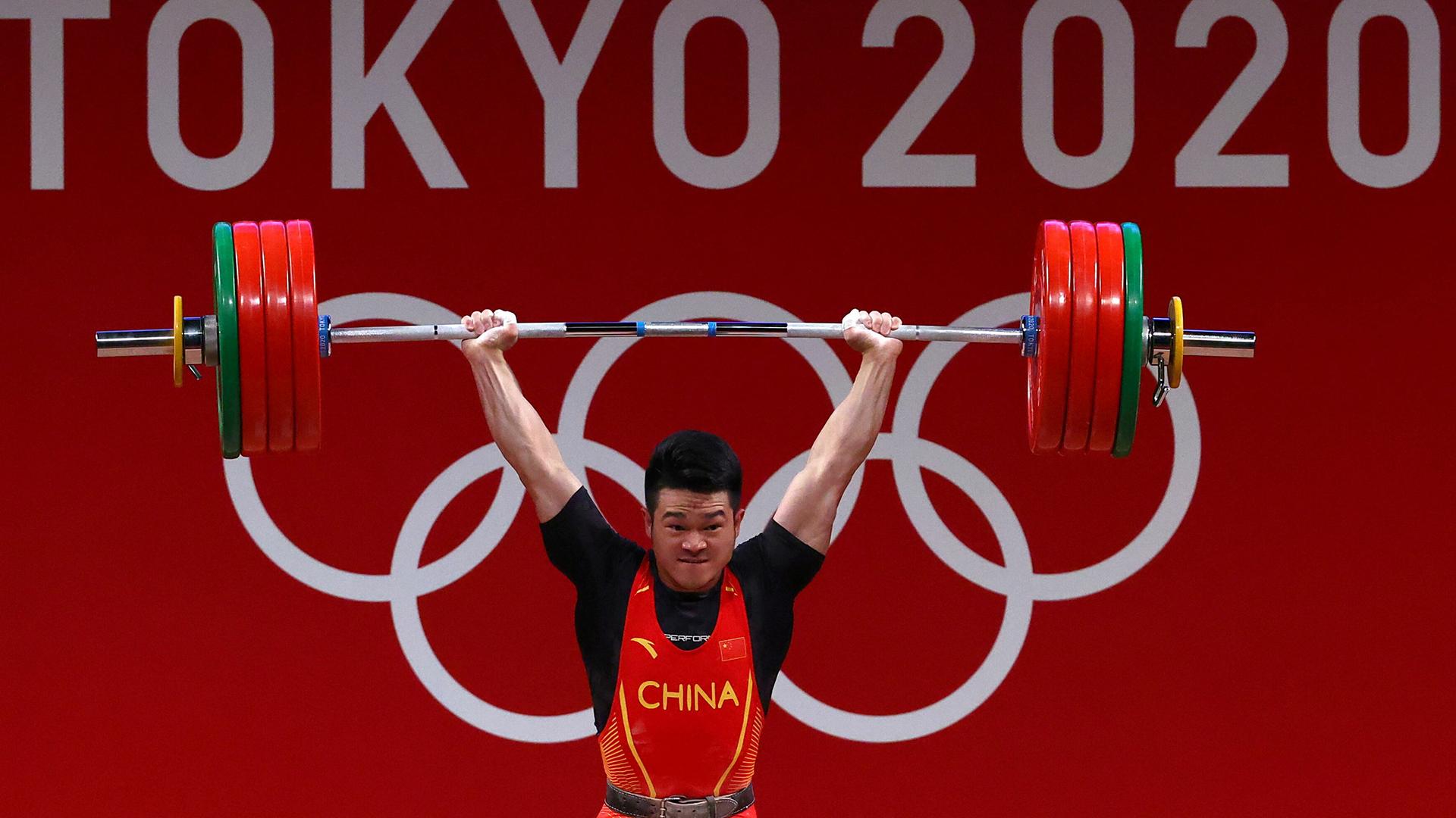 Tokyo Olympics: China's Shi Zhiyong gets world record, wins Gold