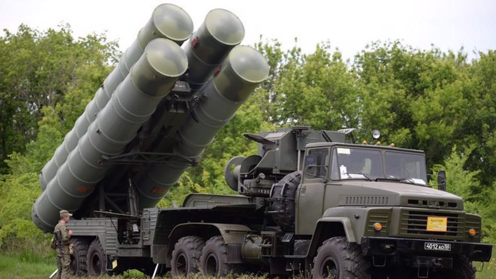 """Syrie: le """"S-300 à liquider"""""""