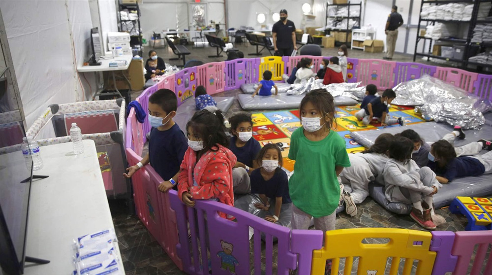 US whistleblowers say HHS hides real COVID situation among migrant children in Texas