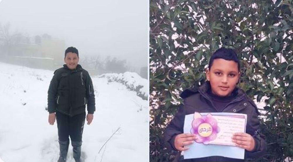 Palestinian boy shot dead by Israeli forces in West Bank