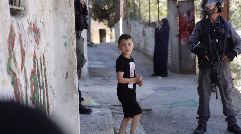 91% of Gaza children suffer from trauma after latest Israeli onslaught: Report