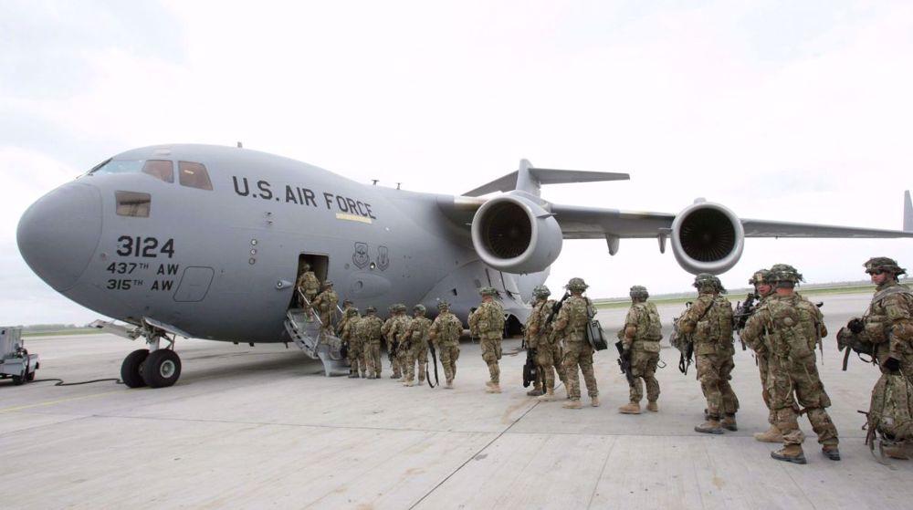 Les USA s'infiltrent en Asie centrale