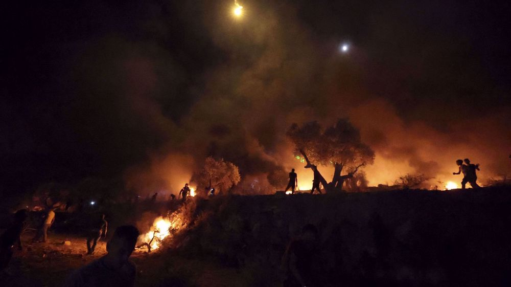 Israël: la Galilée en feu!