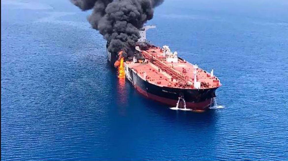 G. Persique : un navire israélien frappé !