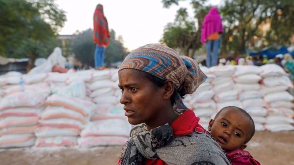 100,000+ children in Ethiopia's Tigray at risk of death from malnutrition: UNICEF