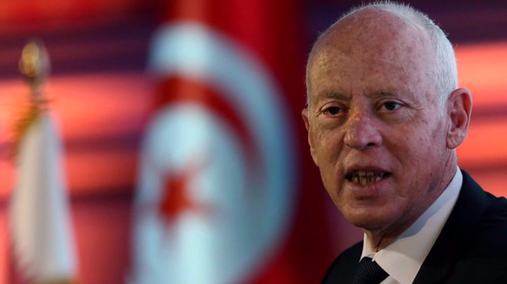 Tunisia president denies coup, vows not to turn into 'dictator'