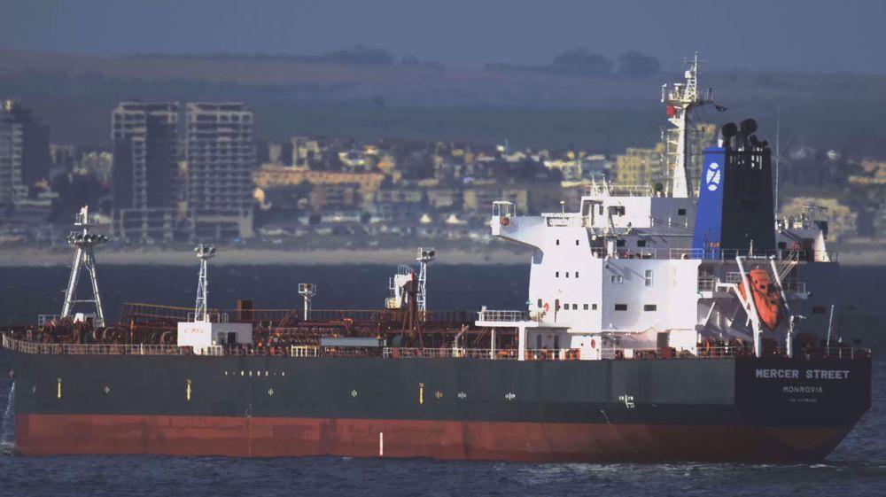 Israeli-operated oil tanker targeted off Oman Coast