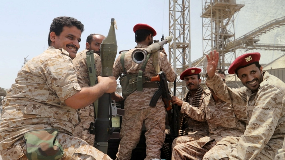 Yemen's army liberates more areas in central Yemen
