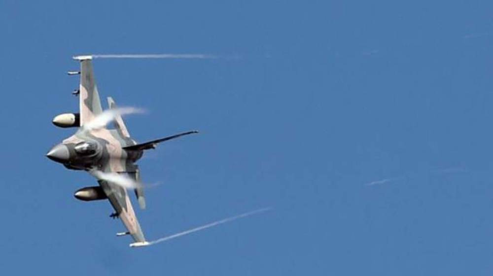 Les F-16 ligotés dans le ciel d'Israël!