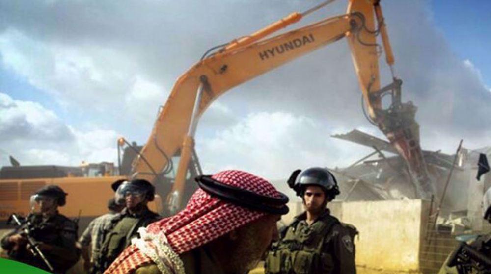 UN aid agency says Israel displaced 23 Palestinians in two weeks