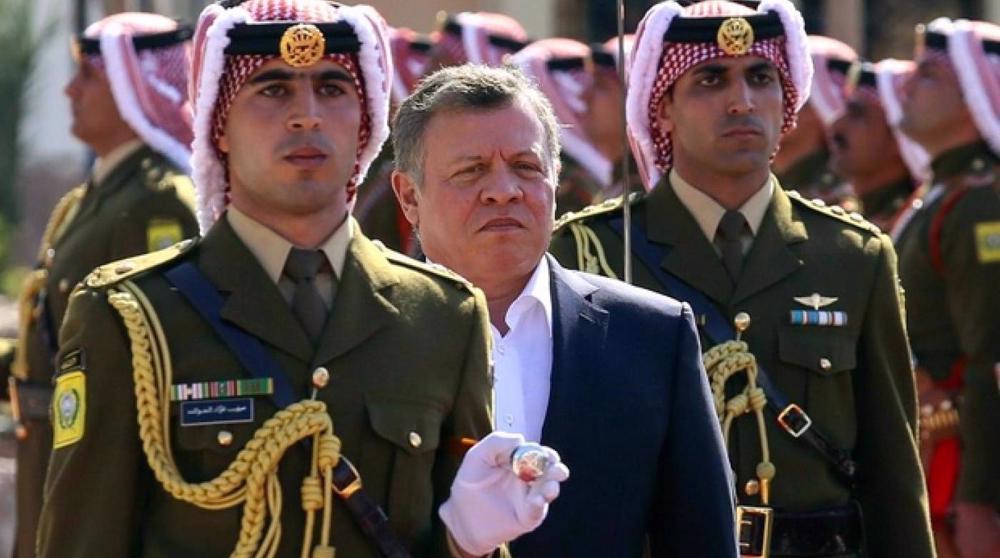 Iran: Main tendue d'Abdallah II?