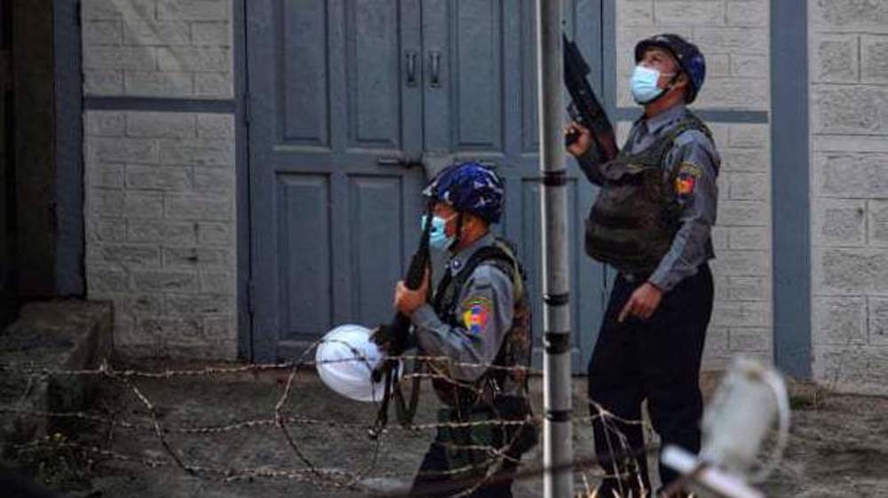 25 killed as Myanmar junta raids town to push back armed fighters