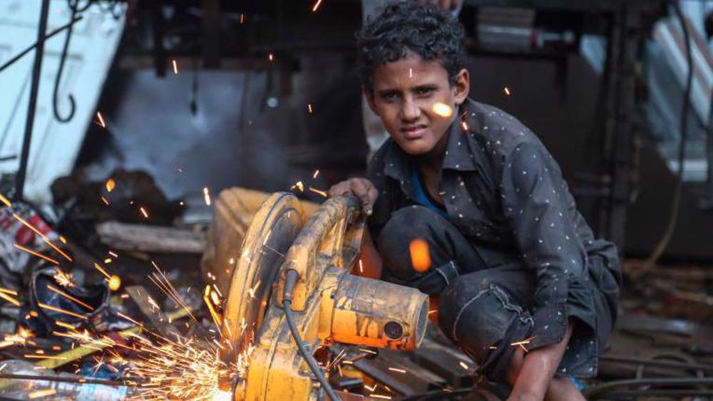 Education of six million Yemeni children at risk amid Saudi war: UNICEF