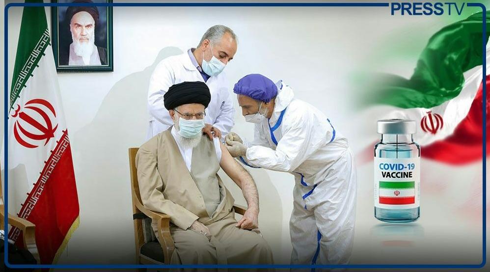 Iran's Leader walks the talk on battle against Covid-19
