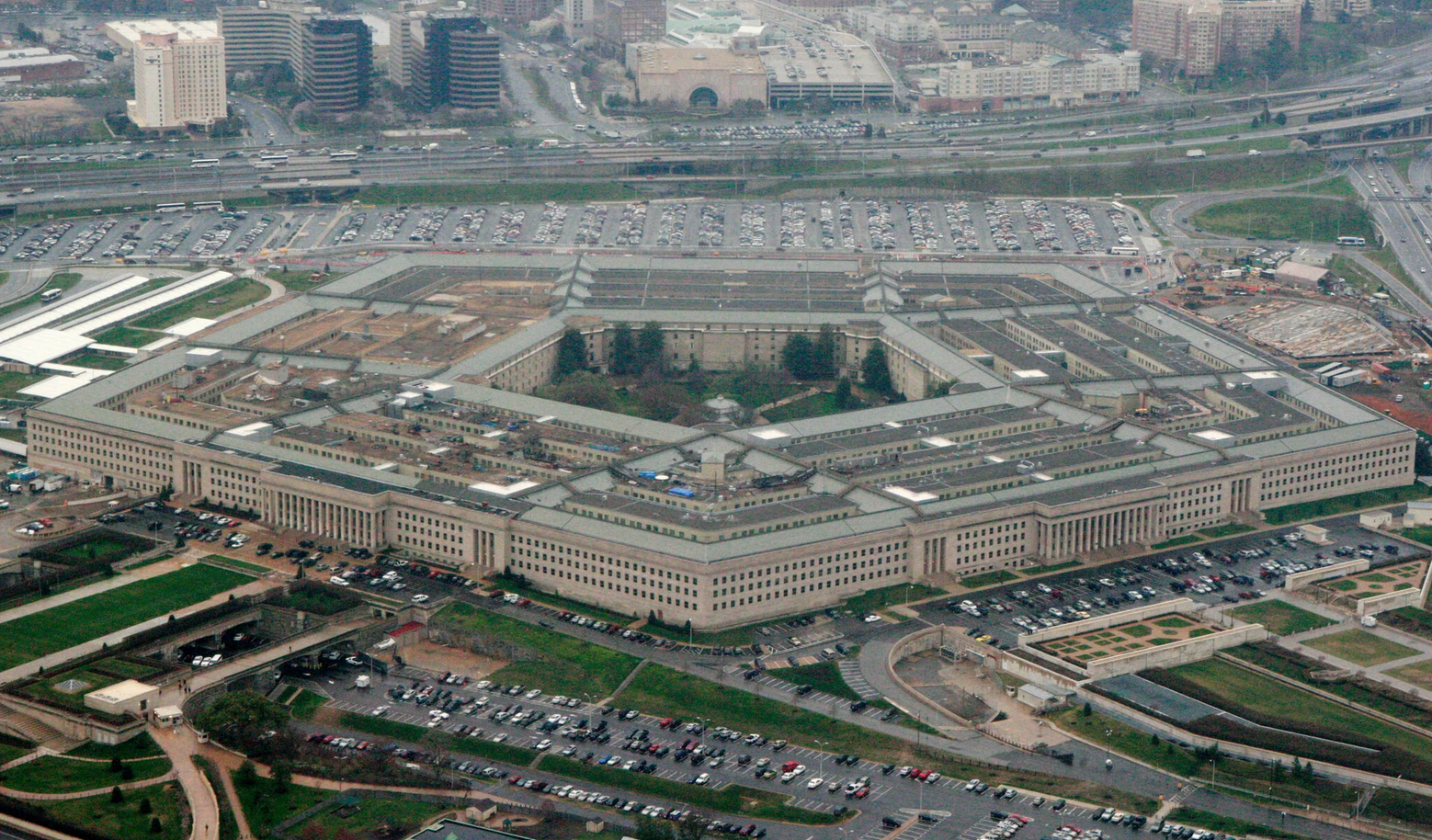 Pentagon cancels $10bn contract with Microsoft after Amazon challenge