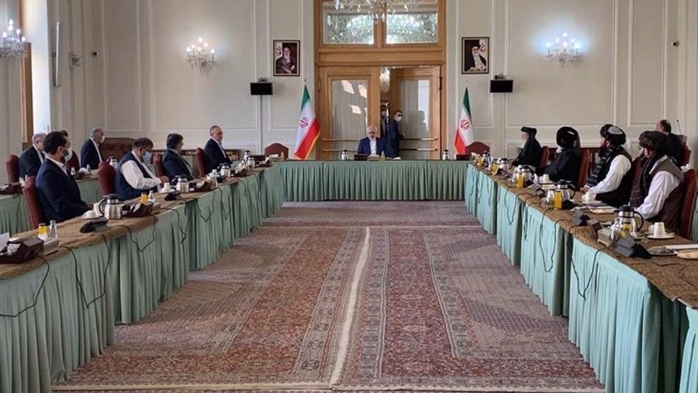 Afghanistan: l'Iran crée la surprise