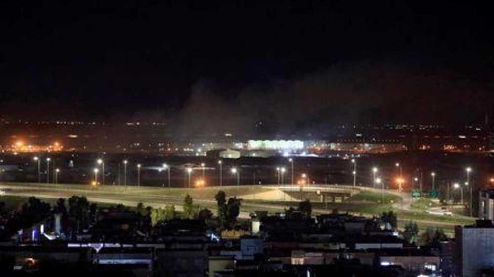 Erbil re-frappée, l'US Army saigne...