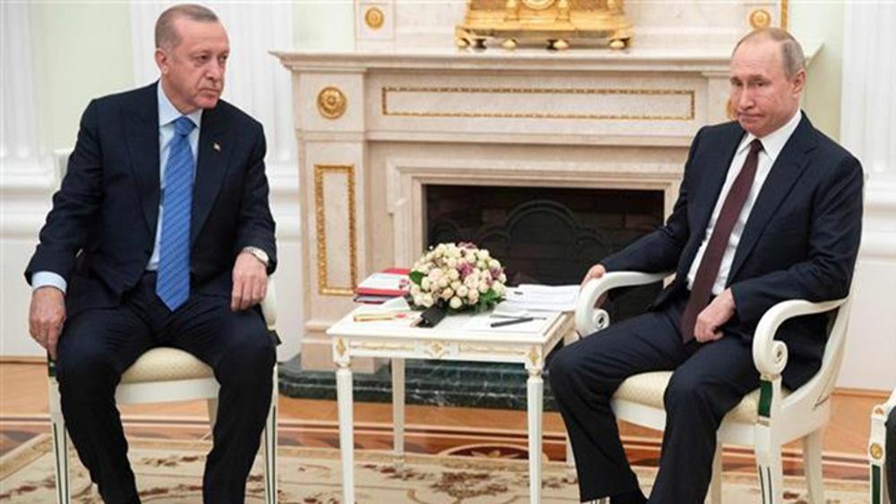 Syrie: Méga raclée russe au Sultan?