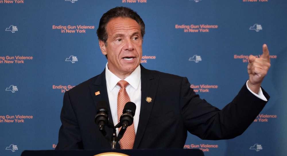Gov. Cuomo declares 'disaster emergency' on gun violence in New York