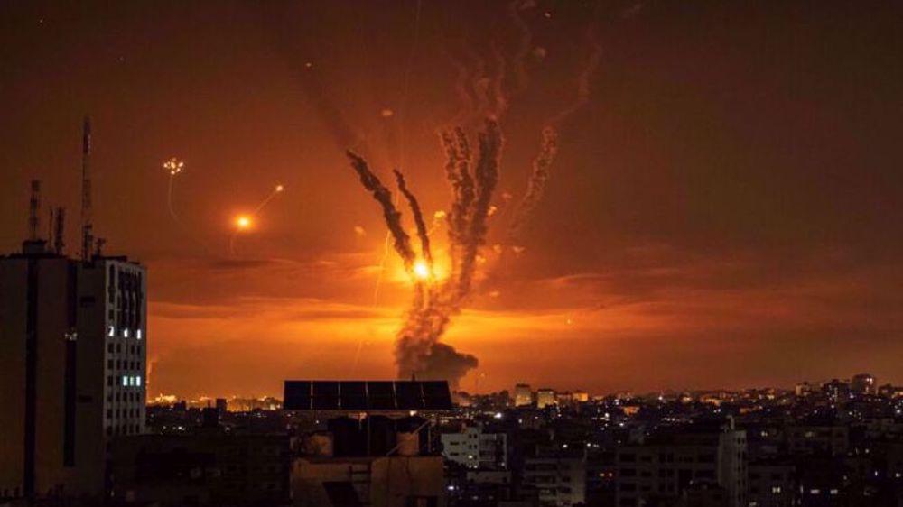 La Palestine avertit Israël