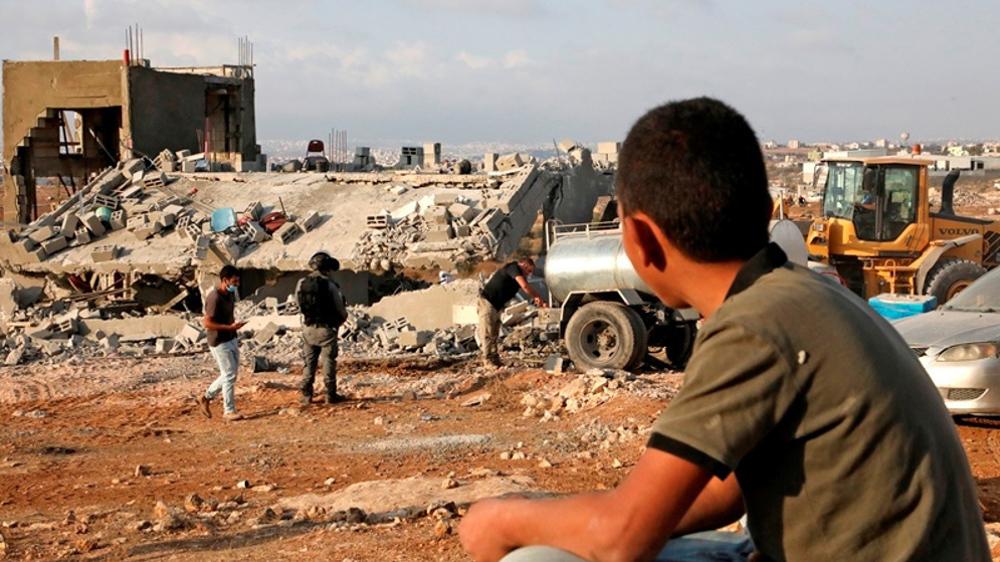 Israel to raze al-Quds residential building displacing 55 Palestinians