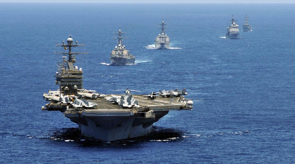Iran: Extra-regional military presence undermines security in Indian Ocean