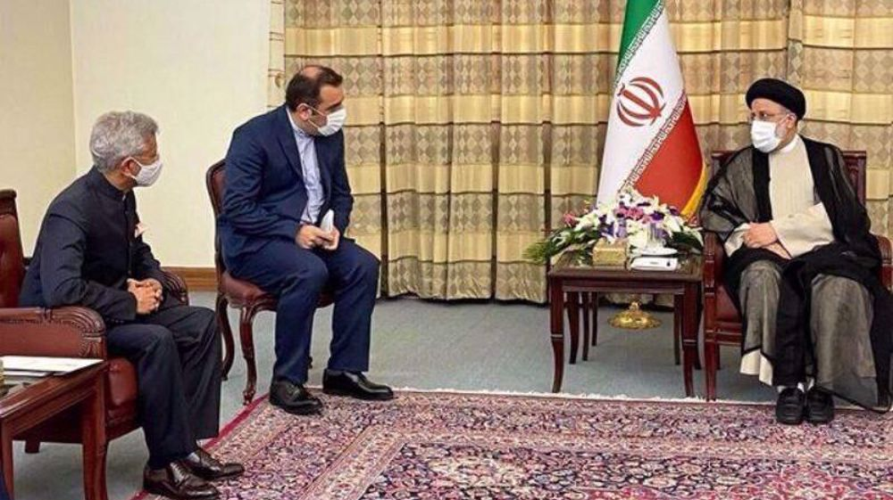 Raeisi: Iran, India should prioritize collective security, economy in bilateral ties