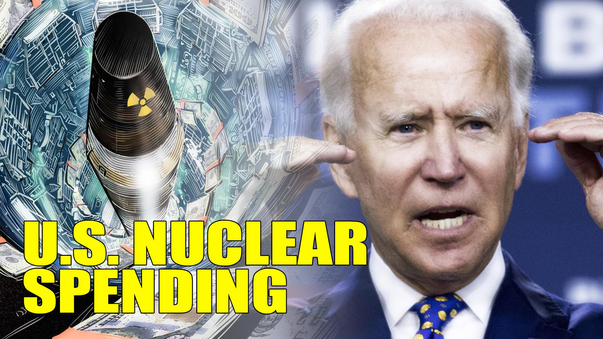 US $1.5 trillion nuclear upgrade