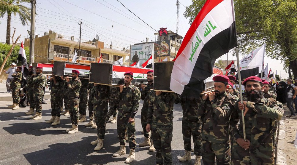 Iraqi resistance vows to continue fight until US forces leave