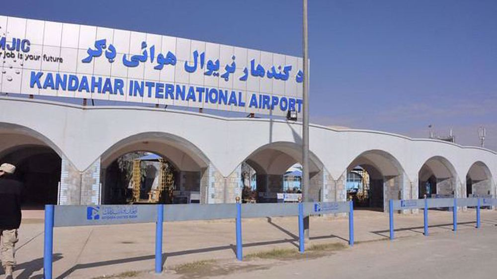 Rockets hit Kandahar airport in Afghanistan, all flights suspended
