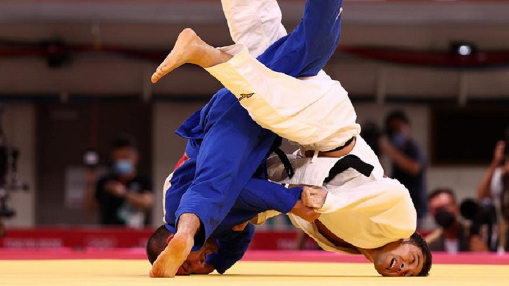 Algerian Judoka refuses to compete with Israeli, suspended