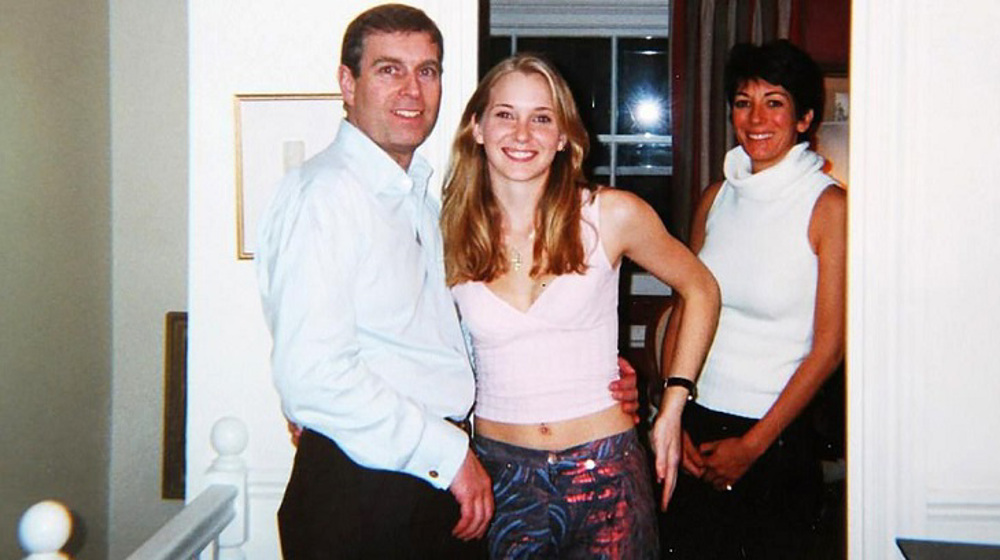 Prince Andrew sued in US by alleged Epstein victim