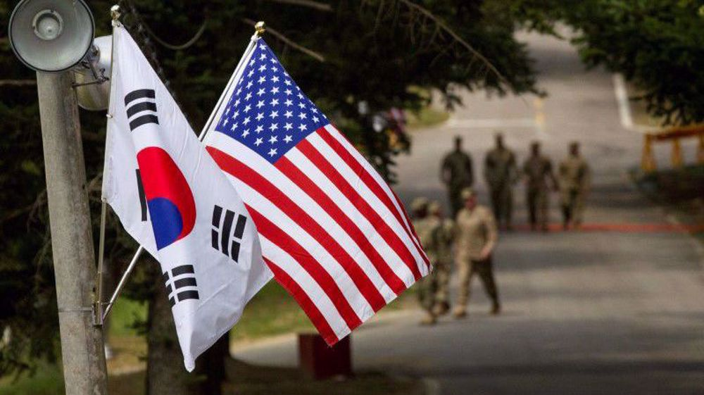 US-South Korea drills: North will build up power to confront threats