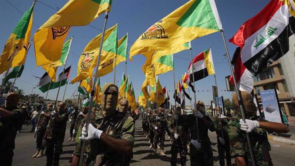US targets resistance groups in Iraq, Syria, Lebanon with sanctions