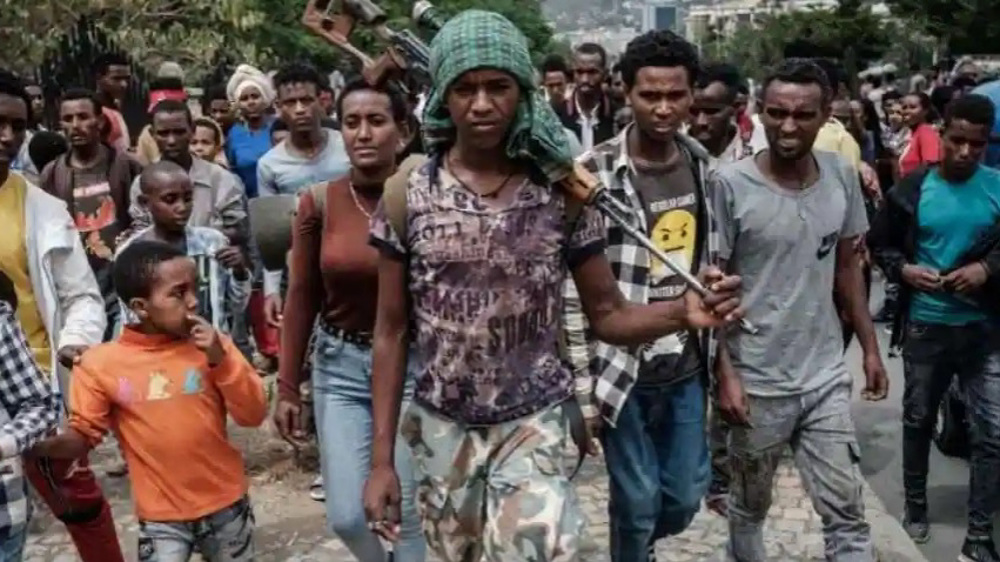 Ethiopia urges civilians to join armed forces in war against rebels