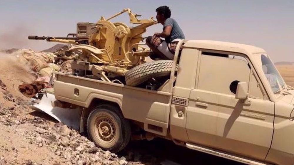 Maarib: la chasse aux agents US!