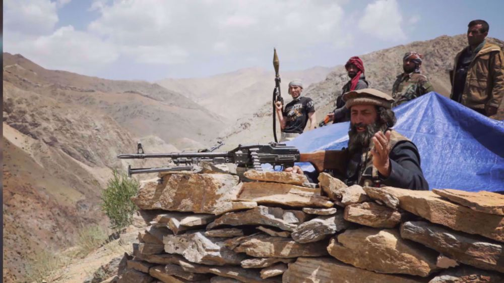 Taliban militants seize 9th provincial capital in Afghanistan