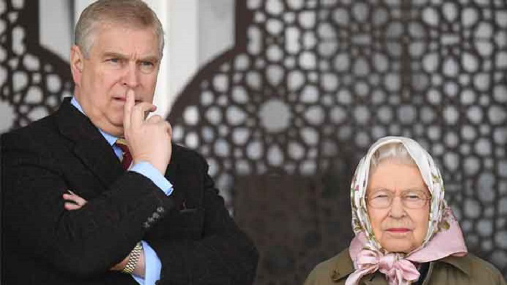 Pressure mounts on Prince Andrew to respond to his accuser