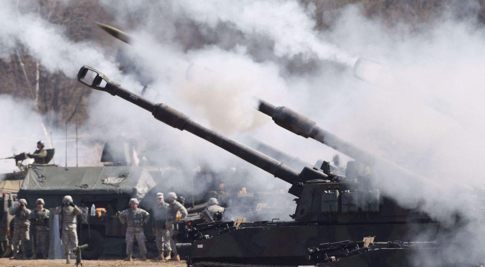 US-South Korea war games: North Korea warns of 'serious security crisis'