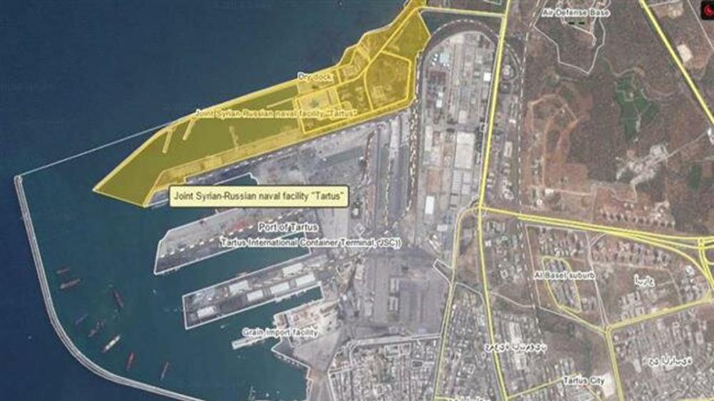 Syrie/Lattaquié: un cargo frappé!