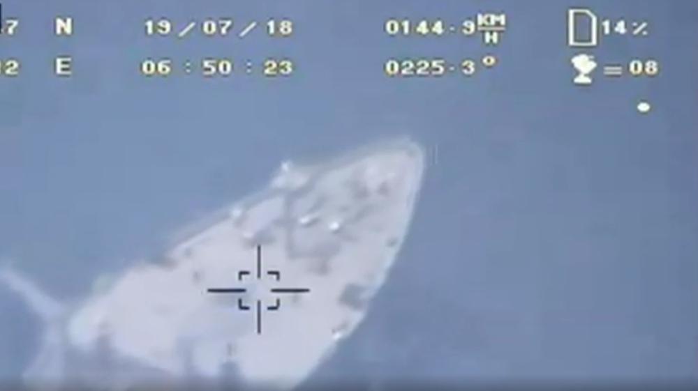 1er clash B-52 US/DCA iranienne.!