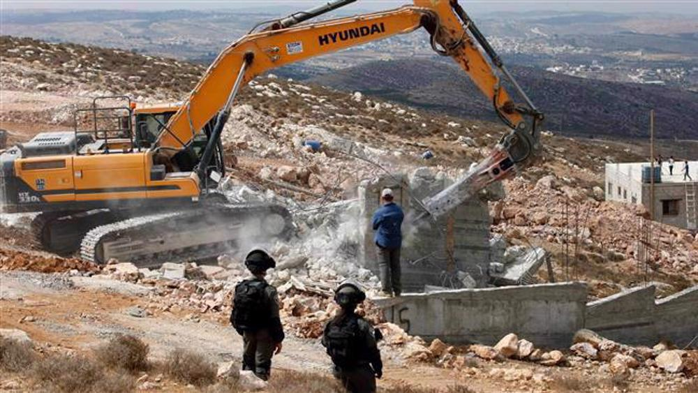 Palestine says Israel demolished 81 homes in occupied Quds in 2021