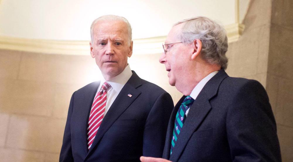 Top Republican blasts Biden for his 'reckless policy' on Afghanistan, as Taliban advance